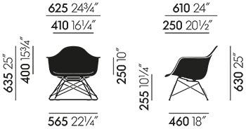 plan fauteuil LAR