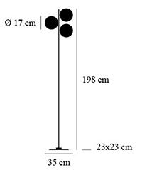 dimensions lederam f3