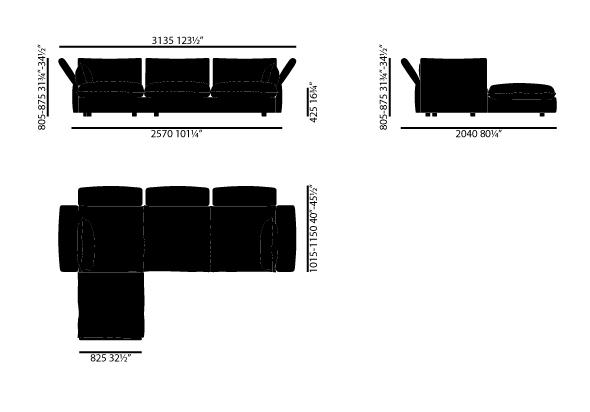 schema maripose corner