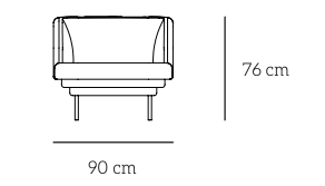 Plan Cornice fauteuil