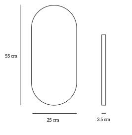 Plan cruziana ovale