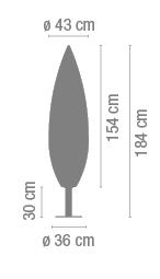 dimensions tree petit