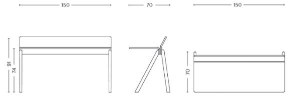 dimensions copenhague