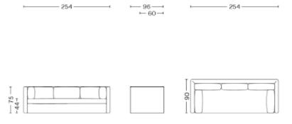 dimensions hackeny