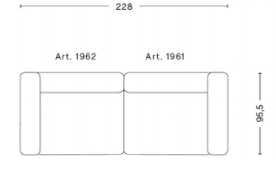dimensions sofa