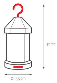 dimensions lampie