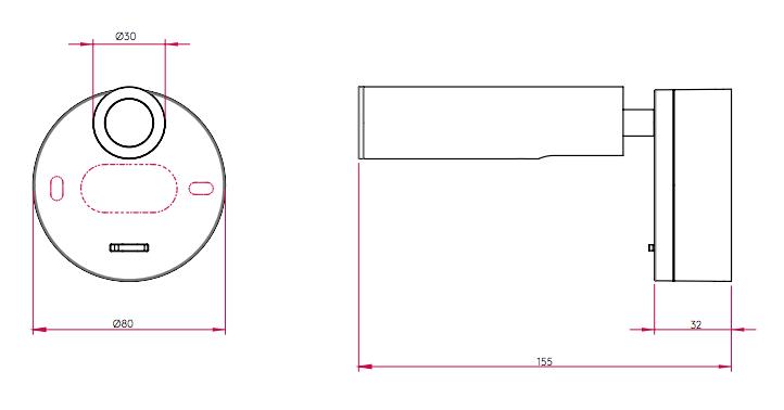 dimensions enna surface