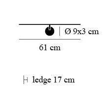 light stick dimensions applique