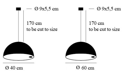 stchu moon 230V dimensions