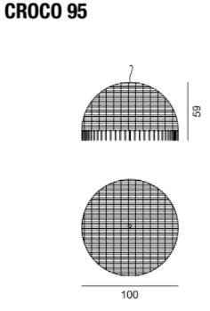 dimensions croco