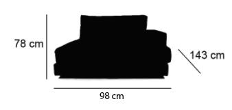 dimensions ansen