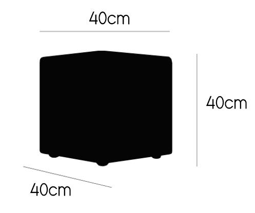 dimensions cube medium