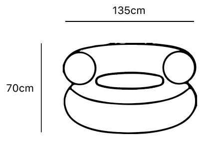 Dimensions ch-air