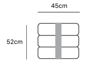 Dimensions baboesjka