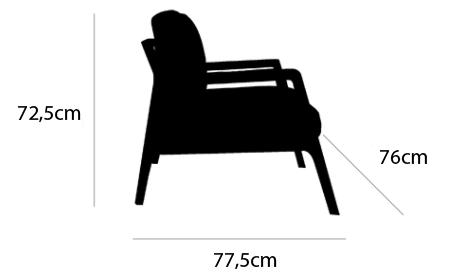 dimensions osaka cuir