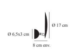 Dimensions lederam W1