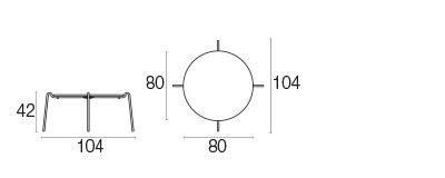 schema rio R50 table basse