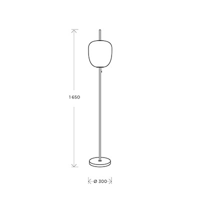 schema lampadaire J14