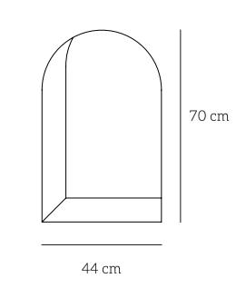 Plan linna miroir petit