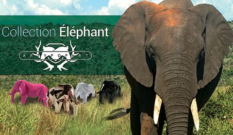 Lancement elephant Artypopart