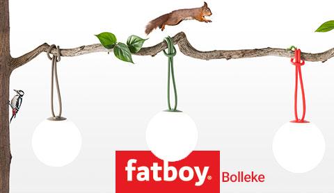 Lampe outdoor Fatboy Bolleke