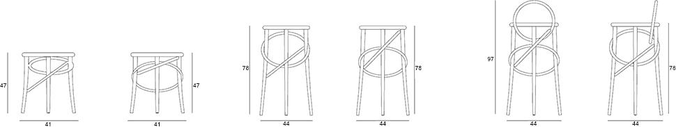 Dimensions Cirque GTV