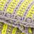 Gris clair / Neon jaune