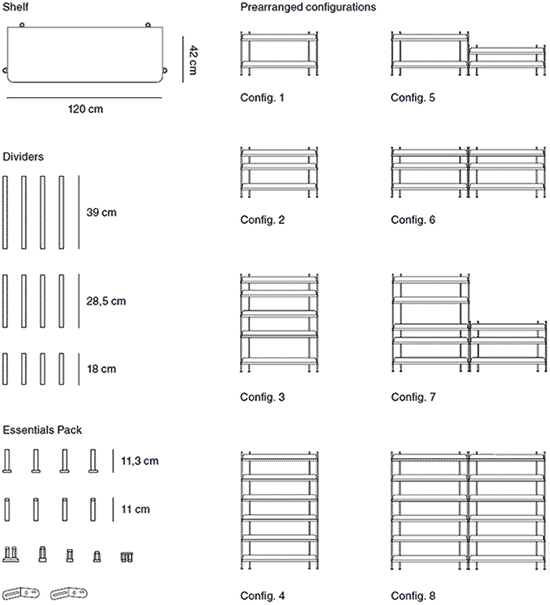 Configurations Compile Muuto