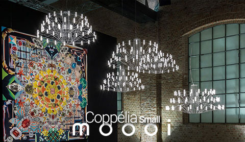Chandelier Coppélia Small Moooi