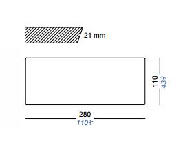 dimensions mutka 280 lapalma