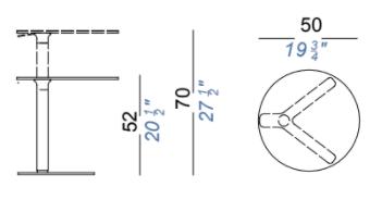 dimensions - yo
