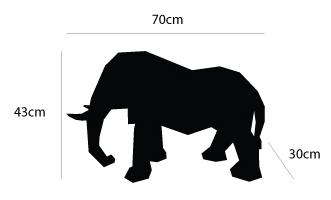 dimension elephant