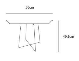 dimensions plat-o