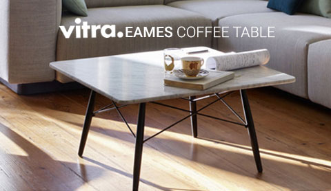 Eames Coffee Table de Vitra
