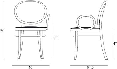Dimensions GTV N. 0