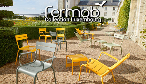Collection Luxembourg Fermob