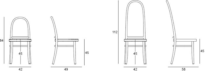 Dimensions Morris GTV
