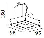 Dimensions Nop 2 de Wever & Ducré