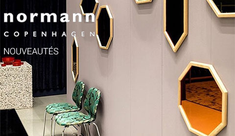 Nouveautés design Normann Compenhagen