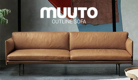 Canapé Outline de Muuto