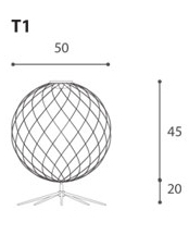 dimensions penelope