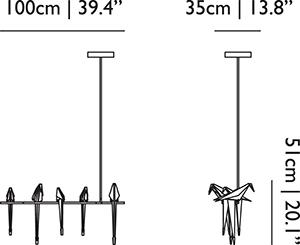 dimensions perch suspension
