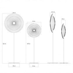 plan Diva lampadaire