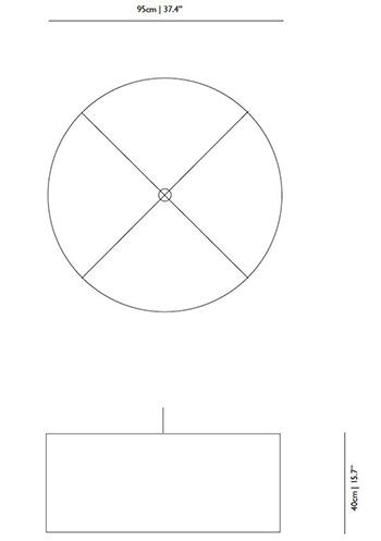 round boon dimensions moooi