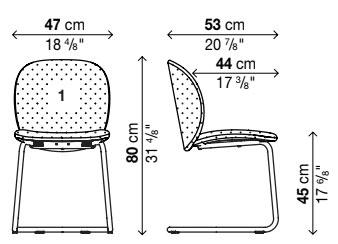 schema dua chair 05DUA36