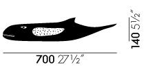 eames house whale
