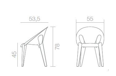 schema bell chair