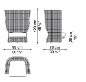 schéma canasta'13 fauteuil
