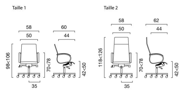 schema fauteuil EM204