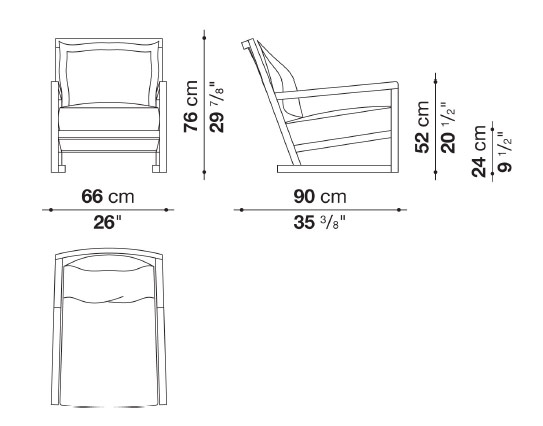 schema fauteuil Clio